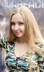 Девушка на КРИ 2012