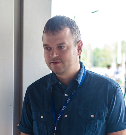 Максим Маслов на КРИ 2012