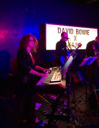 Launch Party for Vans David Bowie Range
