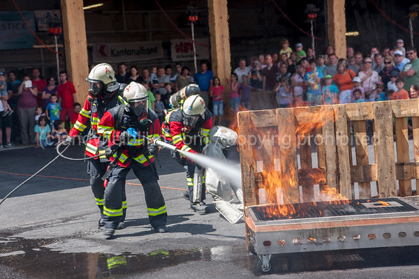 Open day Firefighters BuEb 13.6.2015