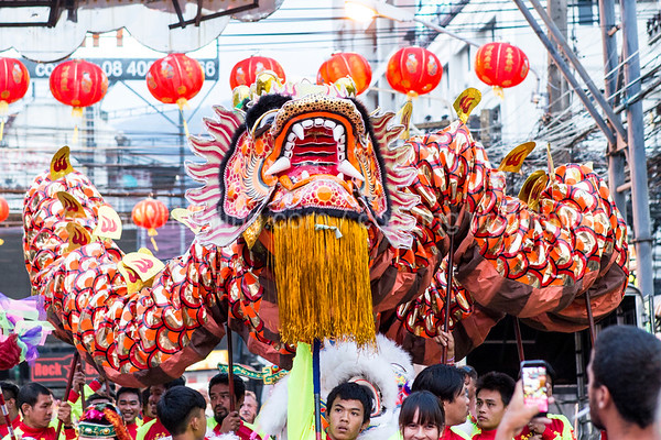 Chinese new Year Patong 8.2.2016