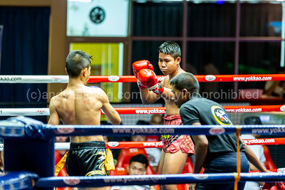Aek Muay Thai Boxing Fight