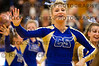 01-31-12 Sandburg vs Lockport Boys BB Cheer :