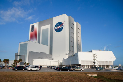 The Vehicle Assembly Building