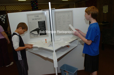 02-09-2009 paper air plane station Independence Science and Tech Center