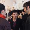 Zero Waste Denim Exhibit<br /> Parson School of Design<br /> New York City, USA - 02.08.11<br /> Credit: Jonathan Grassi