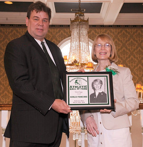 03-28-2010 Ramapo  High School Athletic Hall of Fame Induction