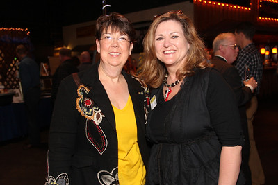 Sally Muhl and Cindy Gideon Geer