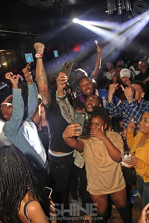 04.07.18 Shine Saturdays @ The Alley Newport News VA