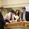 William Bar Mitzvah Rehearsal at Brotherhood Synagogue<br /> New York City, USA - 04.18.13<br /> Credit: Jonathan Grassi