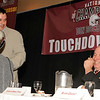 05/12/2010...Don Bosco Athletic Director Nunzio Campanelle offering his love in a toast to Greg Toal the Ironmen's head football Coach at his Roast and Toast Dinner.  Coach Toal was being recognized for his accomplishments in leading different high schools to state championships and leading Don Bosco to the 2009 National Championship.<br /> PHOTO: KELLY BIRDSEYE