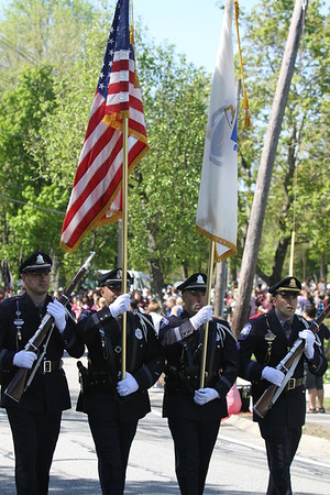 05-14-16 Apple Blossom Parade Westford