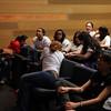 Parsons Scholars Senior Project Exhibit<br /> Parsons School of Design<br /> New York City, USA - 05.07.11<br /> Credit: Jonathan Grassi