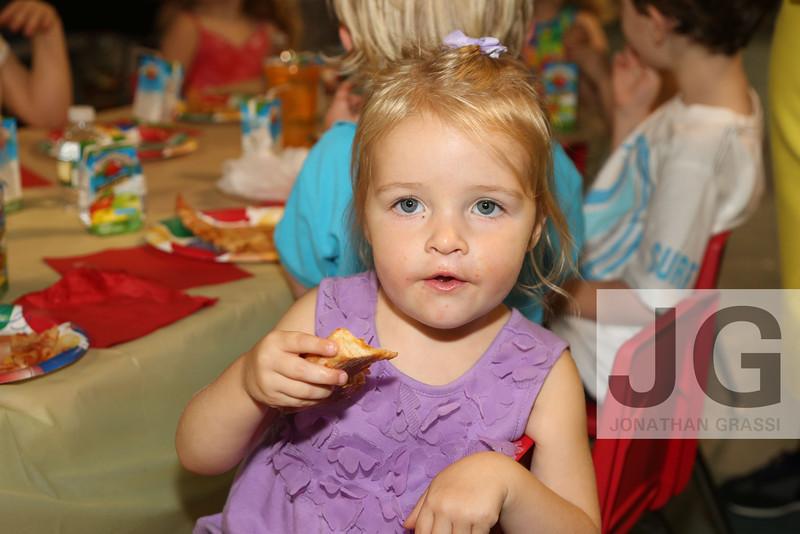 Birthday for Tallulah Treanor<br /> held at Elite Gymnastics<br /> New York, NY - 06.27.13<br /> Credit: J GRASSI