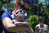 Hadley Link won 3rd for Most Patriotic/Best Dressed in Pennridge Community Day annual baby parade July 6, 2014. Photo by Debby High
