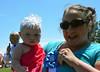 Lauryn Crockett, of Perkasie, won 1st place in Cheekiest Cheeks in Pennridge Community Day annual baby parade July 6, 2014. Photo by Debby High