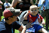 Zane Sipe contestant number 4 in Pennridge Community Day annual baby parade July 6, 2014. Photo by Debby High