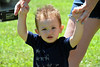 Landen Watson, contestant #23 in Pennridge Community Day annual baby parade July 6, 2014. Photo by Debby High
