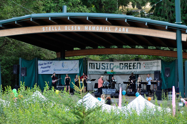 08-10-11 Sherwood Music On The Green