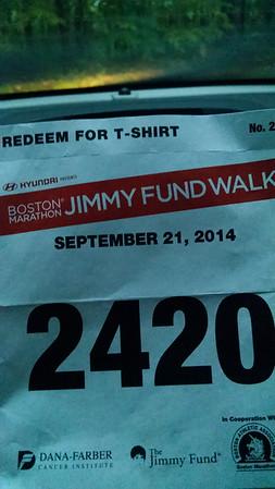09-21-14 CHEERIO Jimmy Fund more photos