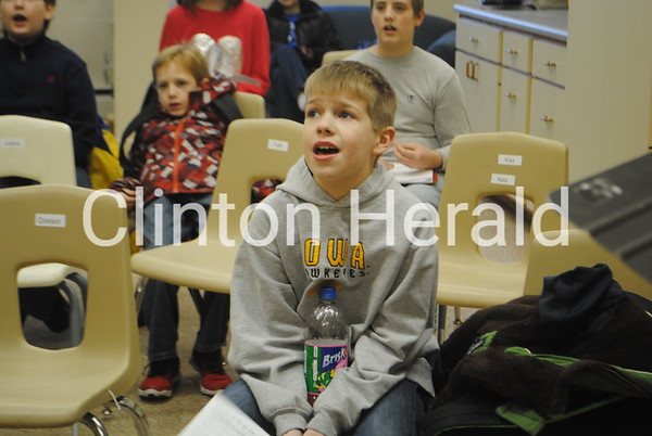 1-10-13 Clinton Community Children's Choir