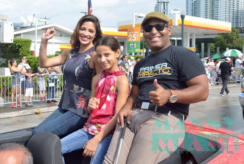 Pamela Silva Conde, Tony Dandrades