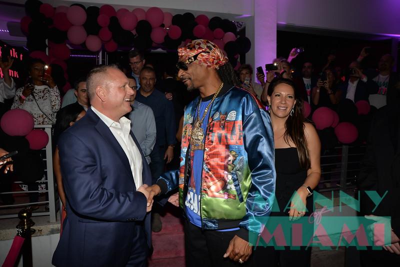 Randy Sharpe, Snoop Dogg