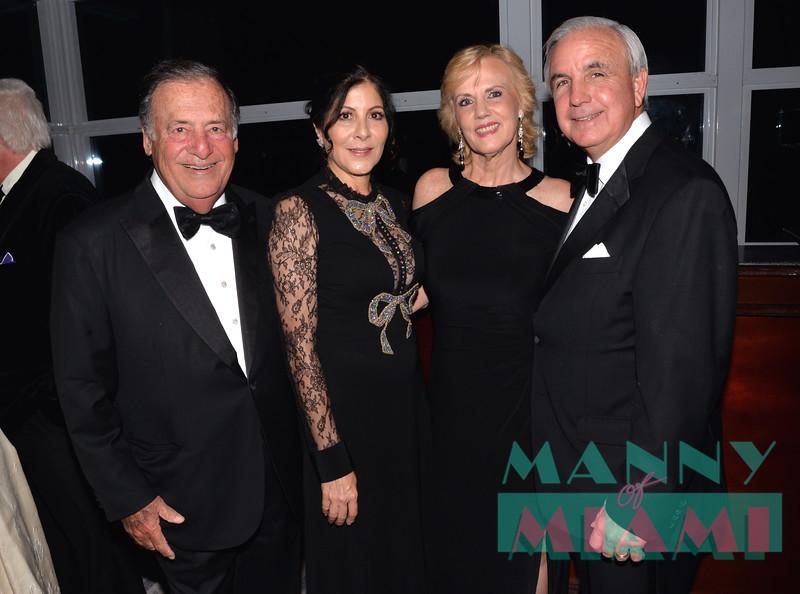 Jeff Berkowitz, Yolanda Berkowitz, Lourdes Gimenez, Mayor Carlos Gimenez