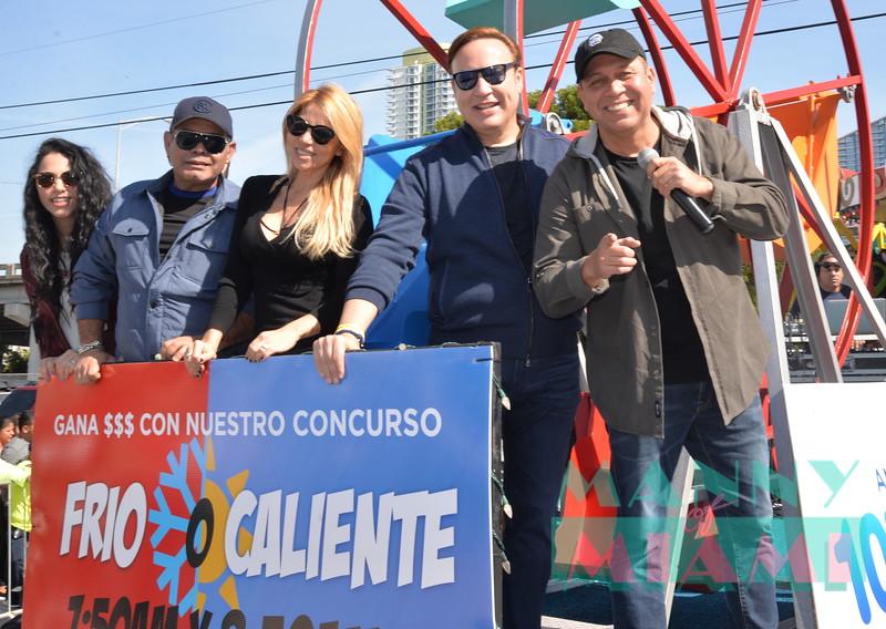 Roxana Garcia, Javier Romero