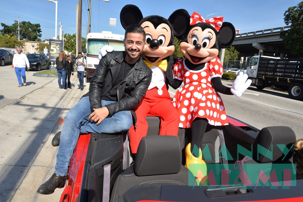Borjas Voces, Micky Mouse, Minnie Mouse