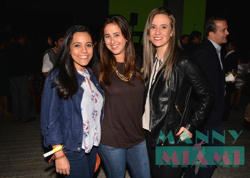Maricarmen Flores, Sila Mauro, Natalia Lopez