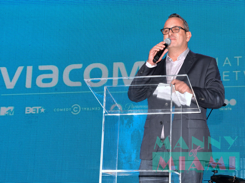 Viacom International President America Pierluigi Gazzolo