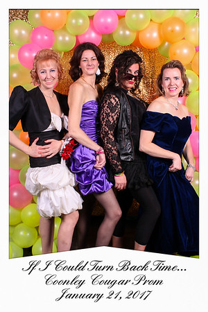 1-21-2017 Coonley 80's Prom Fundraiser