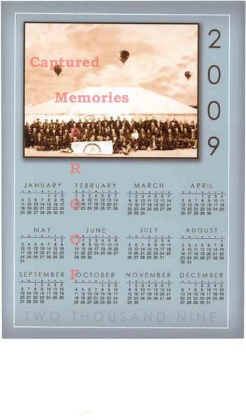 sepia calendar