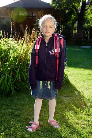 1. skolni den ZS Jestedska 2009