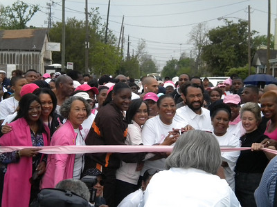 First African American Breast Cancer Walk | 2010