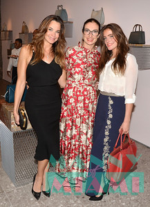 10-12-18 - Valextra boutique opening at Bal Harbour Shops