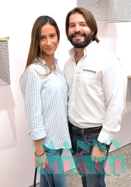 Andrea Garnica, Gustavo Garcia