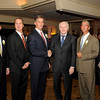 2009 Don Bosco Hall of Fame Inductees (five Scavone brothers) left: James Scavone (class of 1985) of Ramsey, Thomas Scavon (class of 1981) of Wyckoff, Robert Scavone (class of 1978) of Franklin Lakes, Dr. James Scanlon of Ridgewood, Stephen Scavone (class of 1979) of Mahwah, Edward Scavone (class of 1985) of Mahwah.  Dr. Scanlon has served Don Bosco for 45 years as Principal for eight years, Vice Principal for ten years, Director of Development and a Latin teacher.  In Dr. Scanlon's honor the entire Scavone family will establish a scholarship, a full first-year tuition to one deserving student each year.<br /> PHOTO: KELLY BIRDSEYE
