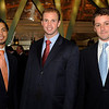 10/22/2009...Don Bosco Prep graduates, class of 2004 attending the Don Bosco Prep Eigth Annual Presidents Gala are (left) Brad Moss, Mike Teel, Dan Scavone.<br /> PHOTO: KELLY BIRDSEYE