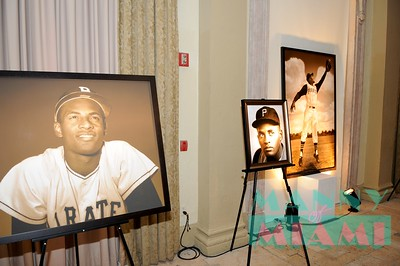 10-23-13-- Hennessy presents Roberto Clemente Exhibit at The Biltmore Hotel