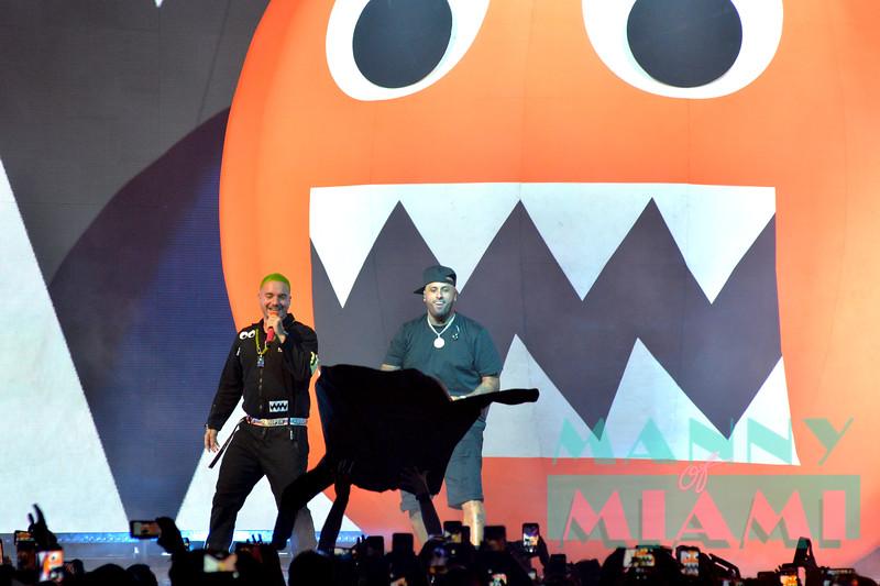 JBalvin, Nicky Jam