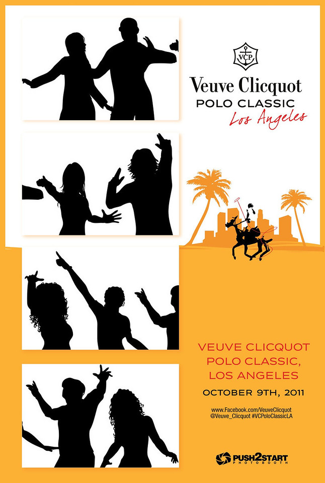 """Guests at the Veuve Clicquot Polo Classic LA were able to take pictures on site with Push2Start Photo Booth at the event! Please view the online gallery here:<br /> <br /> Gallery 1: <a href=""""http://on.fb.me/nSZzPb"""">http://on.fb.me/nSZzPb</a><br /> Gallery 2: <a href=""""http://on.fb.me/opoxvx"""">http://on.fb.me/opoxvx</a> edit"""