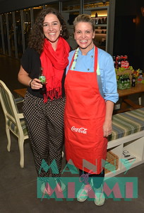 10-9-16 - Coca-Cola #SaborACasa dinner in honor of Hispanic Heritage Month with Chef Michelle Bernstein at Crumb and Parchment in the Miami Design District