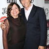 Steven Weber and Fran Visco at the Les Girls 10th Annual Cabaret fundraiser for National Breast Cancer Coalition Fund -NBCCF- held at Avalon in Hollywood, California on October 04,2010                                                                               © 2010 Debbie VanStory / Hollywood Press Agency.com