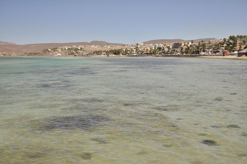 La Paz ist eine verschlafene Stadt ohne nennenswerten Tourismus - es gibt nur zwei Hochhäuser am Stadtrand - erster und letzter Tag