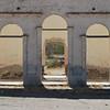 verlassenes Gebäude bei der Mission San Luis Gonzaga - Tag 3