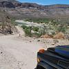 arge Rüttelstrecke hinauf in die Sierra la Giganta bei San Jose de la Noria - Tag 3