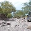 Flussbett-Fahrt nach Agua Verde - Tag 3