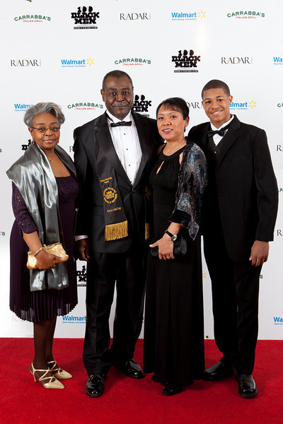 100 Blackmen of America, GHC 11th Annual Red Carpet Holiday Gala